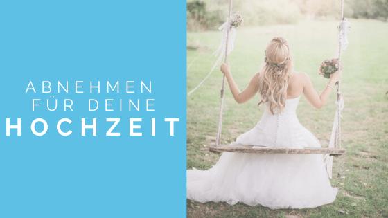 Abnehmen für Hochzeit - Titelbild