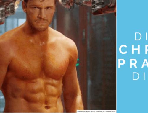 Die Chris Pratt Diät – 7 Tipps für den maximalen Fettabbau