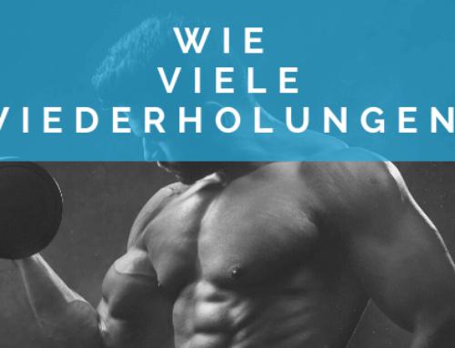 Wie viele Wiederholungen für Muskelaufbau – Das sagen die Studien